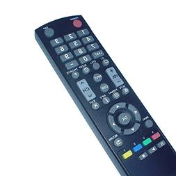 Remote Control TZZ00000008A for Panasonic LCD TV TC-L42U5 TC