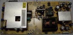 Repair Kit, Sanyo DP32647 LCD TV, Capacitors Only, Not the e
