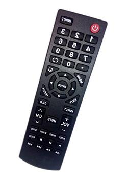 Ubay Replaced Remote Control for Insignia NS24D510NA15 NS-32