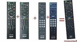 Replaced Sony BRAVIA LCD TV Remote RM-YD025 RM-YD028 RM-YD04