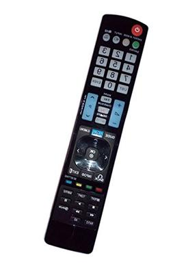 Replaced TV Remote Control Compatible for LG 47LW4500 AKB732