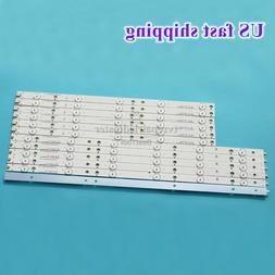 """Replacement LED Strips For Sharp 50"""" TV 500TT56 500TT55 TT50"""