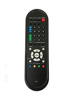 Replacement Remote Control for LC-19D44U LC-32D44U LC-46SB57