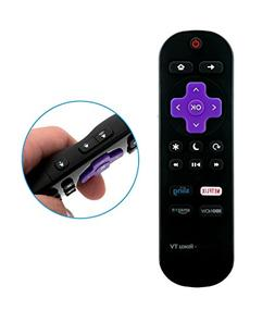 Replacement remote for Sharp Roku TV