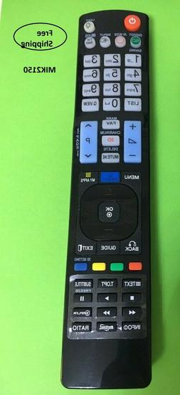 Replacement Universal Remote Control For LG Smart 3D LED LCD