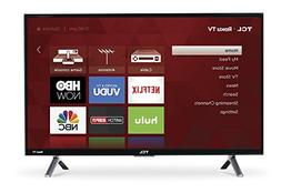 TCL 28-Inch 720p 60Hz Roku Smart LED HDTV with 3 x HDMI  | 2