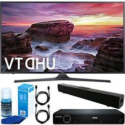 """Samsung  Flat 40"""" LED 4K UHD 6 Series Smart TV  w/ HDMI 1080"""