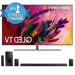 """Samsung QN75Q7F FLAT 75"""" QLED 4K UHD 7 Series Smart TV 201"""