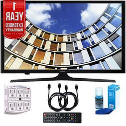 "Samsung UN43M5300AFXZA Flat 43"" LED 1920x1080p Smart TV  wit"