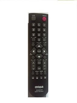 Original Sanyo RC200NS00 TV Remote Control Supplied with: DP