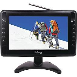 sc portable widescreen tv usb