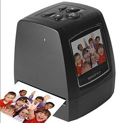 22MP Slide Film Scanner,All in 1 Digital Scanner, Super 8