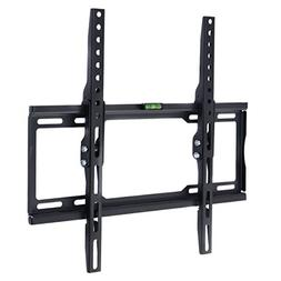 Tangkula Slim Tilt TV Wall Mount Bracket for LCD LED Plasma