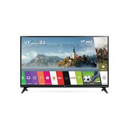 LG 43 Inch Full HD 1080p Smart LED TV / webOS 3.5 / 2 x HDMI