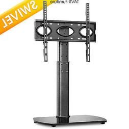 Swivel Tabletop TV Stand Base with Mount for 32-65 Inch LCD