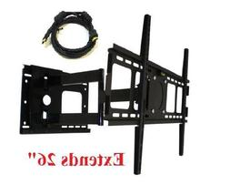 "Swivel TV Wall Mount for Samsung 32""-52"" LCD LED PLASMA Flat"