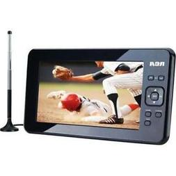 """RCA T227 7"""" """"Portable Widescreen LCD TV with Detachable Ante"""