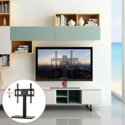 """Tabletop Universal TV Stand Base with Updown Mount for 26""""-5"""
