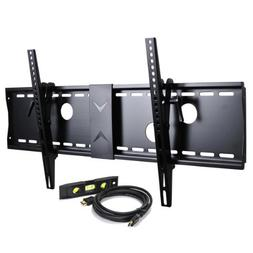 VideoSecu Tilt TV Wall Mount for Sharp 60 70 80 inch LC-60C8