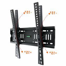 "Tilt TV Wall Mount Bracket For 26-60"" Inch or 43-75"" Inch LE"