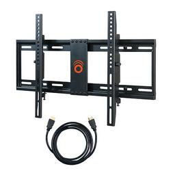 """ECHOGEAR Tilting Low Profile TV Wall Mount for 32-70"""" LED, L"""