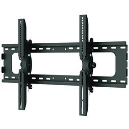 StarTech Tilting TV Wall Mount - Heavy Duty Steel - Supports