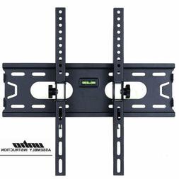 "Tilting TV Wall Mount Low Profile Design for 32-50"" TVs Easy"