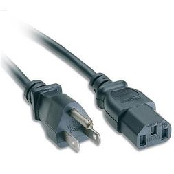 SoDo Tek TM 6 FT 3 Prong AC Power Cord Cable Plug FOR HP Com