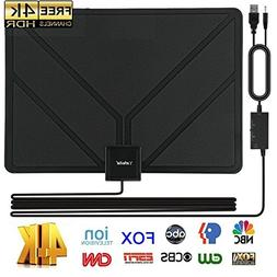 HD TV Antenna Digital,Skywire TV Antenna Amplified 150 Mile