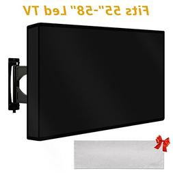 Outdoor TV Cover for 55'' - 58'' LCD, LED, Plasma Television