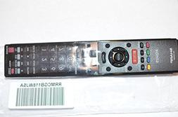 tv remote control gb118wjsa supplied