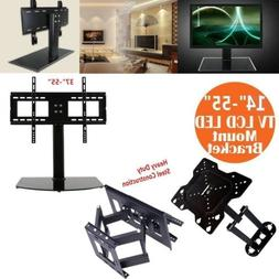 TV Stand/Base for LCD/LED/Plasma TVs Tabletop Stand Universa