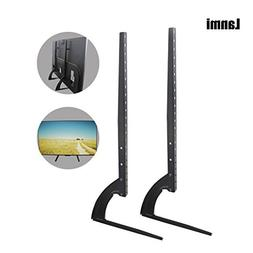 LANMI TV Universal TV Stand Base Replacement Table top Pedes