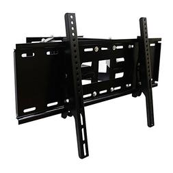 TV Wall Mount Bracket with Full Motion Swivel Articulating A