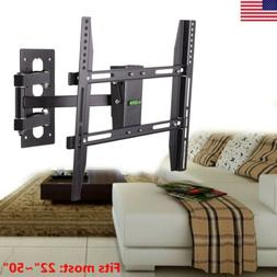 "TV Wall Mount Bracket for 26-50/"" TVs up to VESA 400mm and 66lbs in Extension Arm"