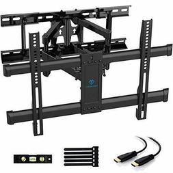 "TV Wall Mount Full Motion Fits 16"", 18"", 24"" Wood Stud"