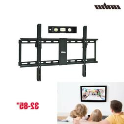 """TV Wall Mount Bracket Tilt for 32-80"""" TVs - Easy to Install"""
