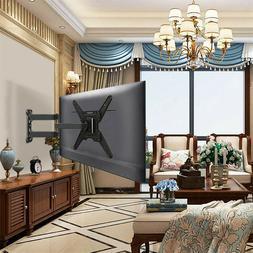 TV Wall Mount Tilt Swivel For 27~55 Inch LED LCD TV Screen M