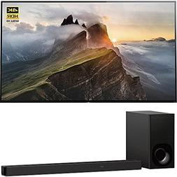 "Sony 65"" 4K Ultra HD Smart Bravia OLED TV 2017  with Sony 3."