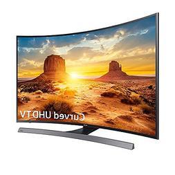 Samsung UN55KU6600 Curved 55-Inch 4K Ultra HD Smart LED TV