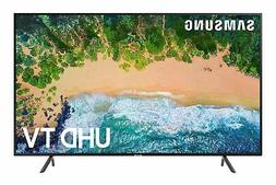 "Samsung UN55NU7100 Flat 55"" 4K UHD 7 Series Smart TV 2018"