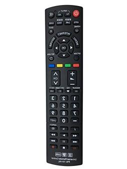 New Universal Controller Replaced Remote Works for 99% Panas