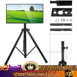 LCD TVs Monitors Mount Portable Tripod TV Stand Kits Univers