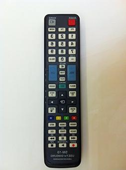 universal remote control sm 19