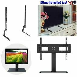 Universal Table Top TV Bracket Base Stand Mount for 32-65 in
