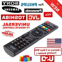 Universal TV Remote HD/3D/LCD/LED & HD TVs Replacement Contr