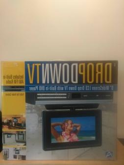 "Audiovox VE927 Drop-Down 9"" LCD SD TV Television with DVD Pl"