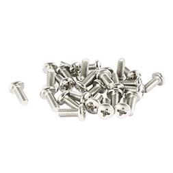 30 Pcs VESA TV LCD Monitor Mounting Philips Head Screws M4 x