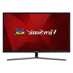 ViewSonic VX3211-2K-MHD 32 Inch IPS WQHD 1440p Monitor with