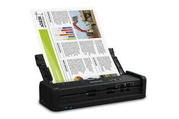 Epson Workforce ES-300W Wireless Color Portable Document Sca